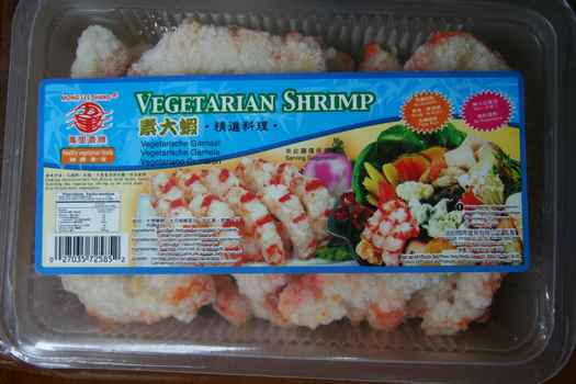 Vegan shrimp
